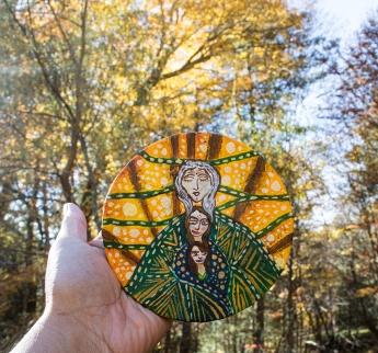Leaf Women