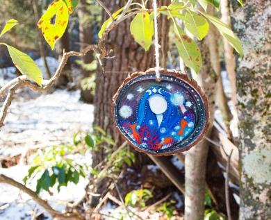 Triple Moon Water Goddess